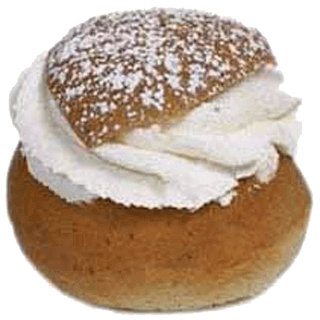 Semlor i Billesholm